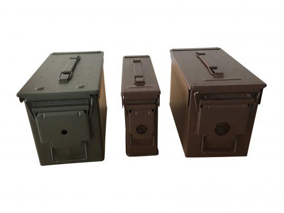 H83, H84 _ M2A1 Ammo Boxes