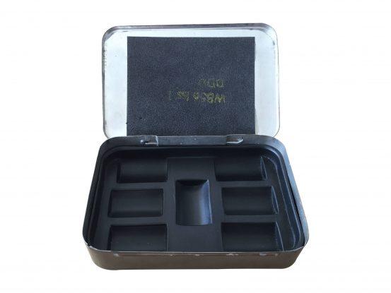 Hinged Detonator Box